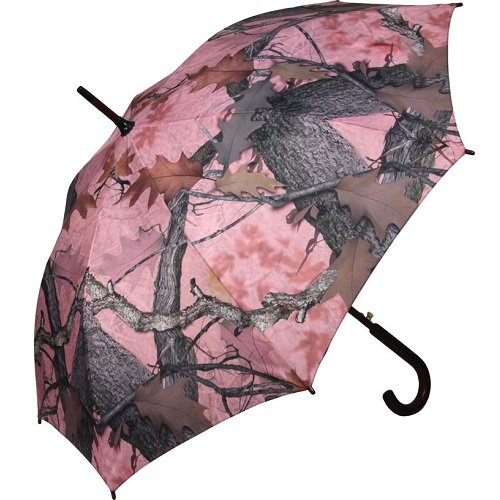 Rivers-Edge-Products-Full-Size-Umbrella-Pink-Camouflage-45-Inch