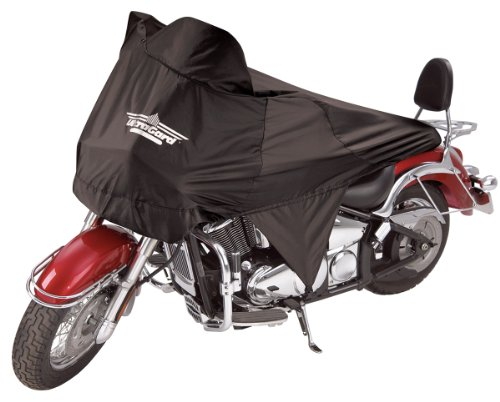 UltraGard 4-456BK Black Cruiser Motorcycle Half ()