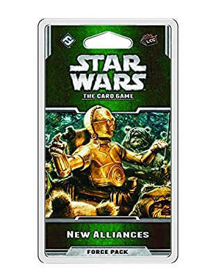Star Wars: The Card Game New Alliances Force Pack Game