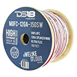 DS18 MOFC-12GA-150SW 150' High Performance Marine Waterproof 12 AWG Speaker Wire
