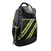 Klein Tools 55597 Tradesman Pro High-Visibility Backpack