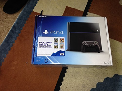 Sony PlayStation4 500Gb Game System