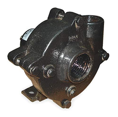 (Dayton Pedestal Pump, 1/3 HP Required, 1 Inlet (In.), 3/4 Outlet (In.) - 2ZWX3)