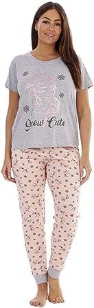 Pijamas para Mujer - Diseños navideños y de Disney - Tallas Grandes