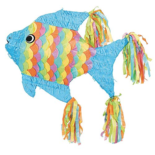 - Ya Otta Pinata 19706 Neon Fish Pinata