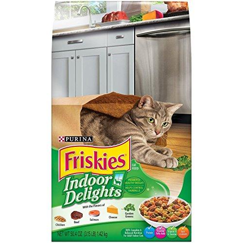 Friskies Indoor Delights Chicken Cat Food