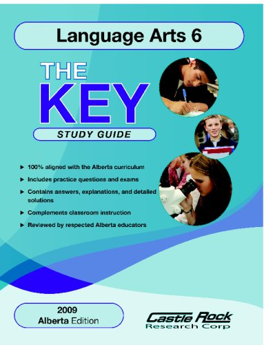 Download The Key Language Arts 6 ebook