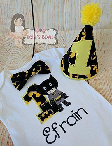 Amazon Batman Birthday Shirt 1St Set 1st