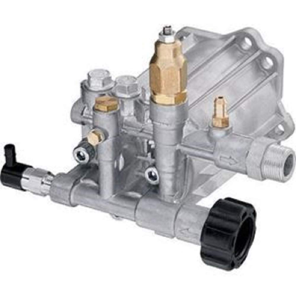AR Annovi Reverberi RMV22G24D-EZ Pressure Washer Replacement Pump, Gray