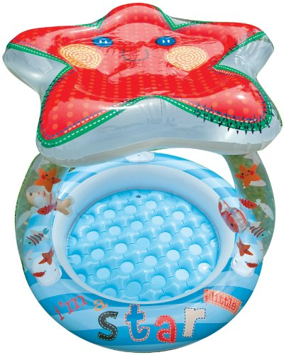 Intex 57428EP Lil'Star Shade Baby Pool ()