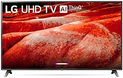 "LG 86UM8070PUA 86"" 4K Ultra HD Smart LED TV (2019) (Renewed)"
