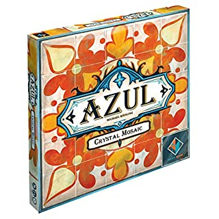 Next Move Games Azul: Crystal Mosaic, Multi-Colored