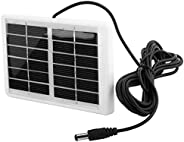 Solar Panel Kit, Portable Sensitive Solar Panel Charger with Cable for Camping, Fishing, Hiking
