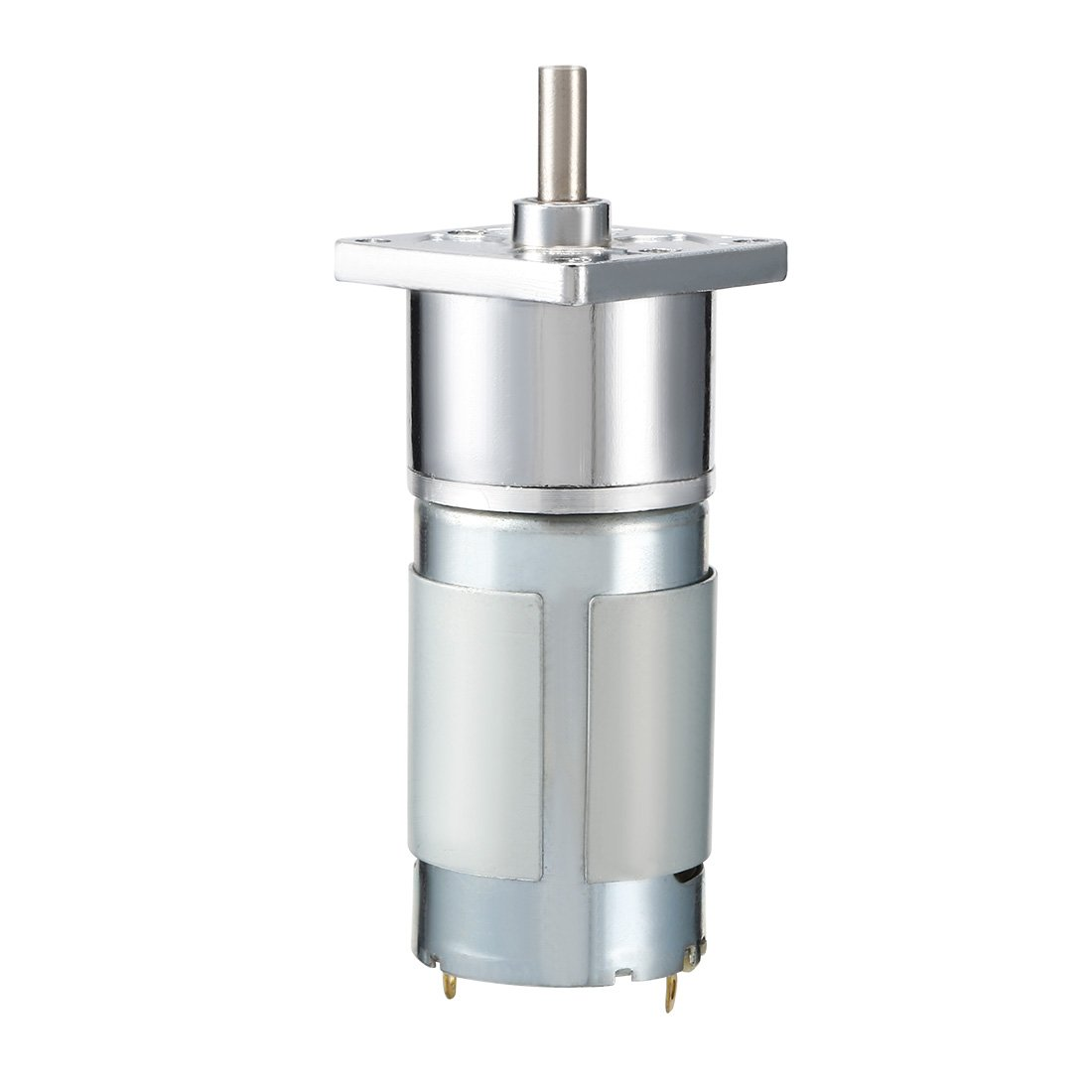Sourcingmap - 114 mm de largo de 6 mm de diámetro del eje del motor de corriente continua 24v caja de 200 rpm de velocidad de salida orientado: Amazon.es: ...