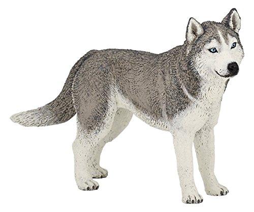 Papo Siberian Husky Toy Figure