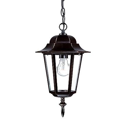 Acclaim 6116ABZ Camelot Collection 1-Light Outdoor Light Fixture ...