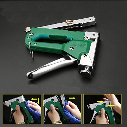 Nail Gun Rapid Multifunction With 600pcs Nails Top Spring Configuration,firm And Durable,portable Easy To Operate.quick Nailed,high Strength.