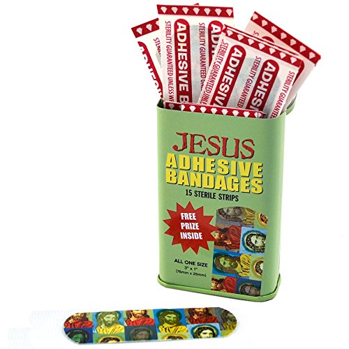 Accoutrements Jesus Bandages -
