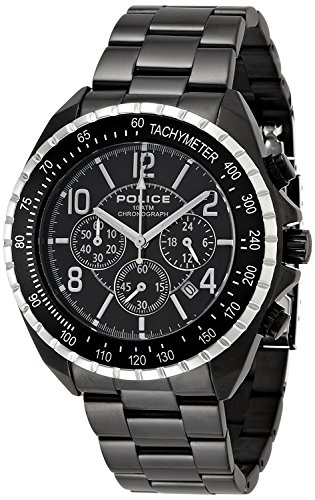 POLICE watch NEW NAVY 12545JSBS-02M Men's [regular imported goods]