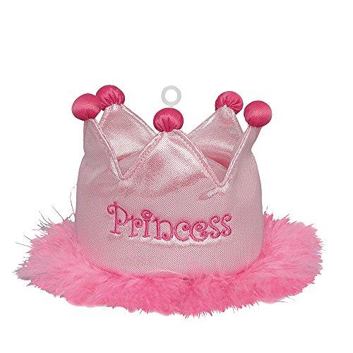 (Plush Princess Crown Balloon Weight)