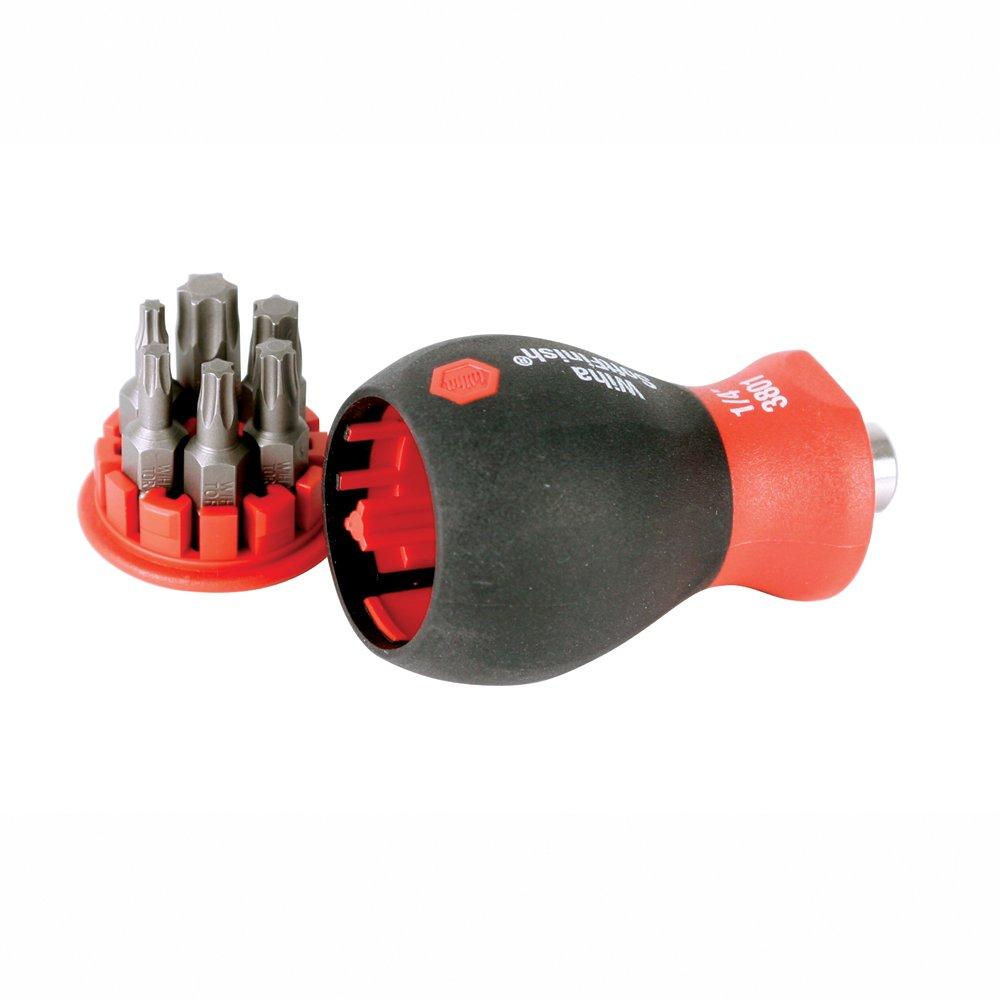 Wiha 38045 - Juego de destornillador con 6 puntas, Torx: Amazon.es ...
