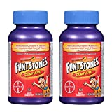 Cheap Flintstones Complete Children's Multivitamin Tablets, 150 ct – 2 Pack