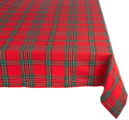 Tablecloth Table Cover Decor Family Christmas - 4