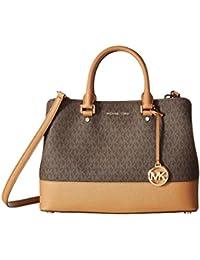 bd8c62884d053 Jayne Small Pebble Leather Trunk Bag - Black · 229 Prime. MICHAEL Michael  Kors Women s Large Savannah Satchel