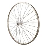 Sta-Tru Silver Alloy Hub Front Wheel (27X1 ¼-Inch)