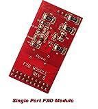 TDM400P 4 Port Analog FXO Card with 4 FXO