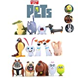 Secret Life of Pets Movie Deluxe 14 pc - Best Reviews Guide