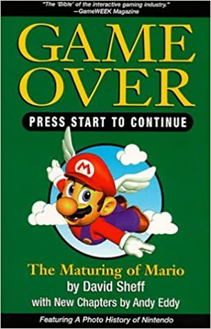 Amazon Fr Game Over Press Start To Continue By David Sheff