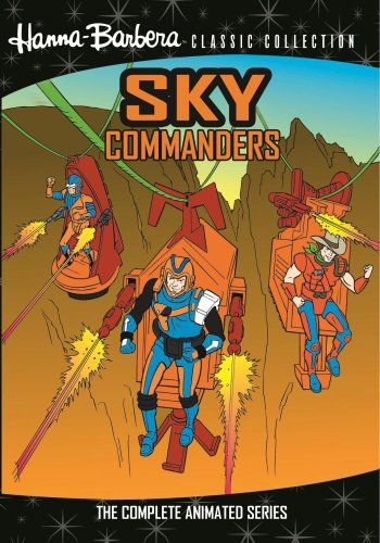 Sky Commanders: The Complete Animated Series (1986) (Commander Series)