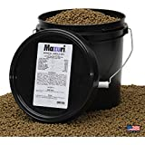 Mazuri Aquatic Turtle Diet, Extruded 3.9mm Floating Pellet Is Designed For All Life Stages Of Freshwater Turtles. 3.5 lbs.
