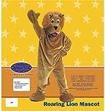 Dress Up America Roaring Lion Mascot