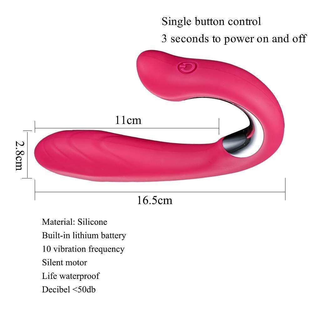 Correa En Vibradores Mariposa Vibrador Clítoris G Punto Clítoris Vibrador Estimulador Anal Recargable USB Super Silencioso - 100% Juguetes Sexuales Impermeables 64bbc2