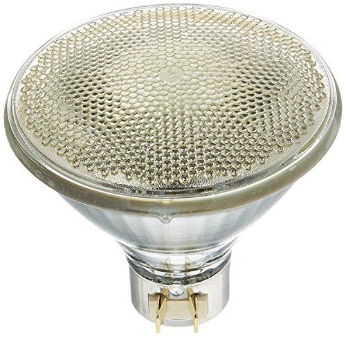 GE Lighting 80313 Soft White 120-watt PAR38 Light Bulb with Medium Side Prong Base, (Sign Pole Decorative Bases)