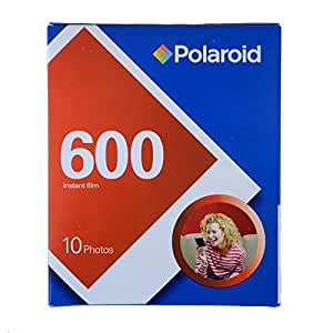 Polaroid 600 Platinum Film Single Pack (Discontinued by Manufacturer)