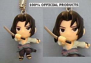 Naruto Keychain Mini Figure Sasuke