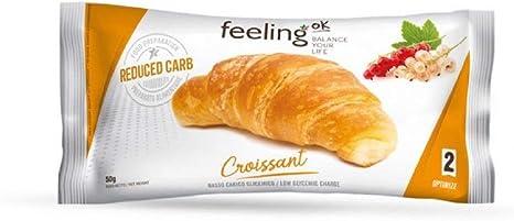 Cornetto per colazione 10 x 50g feeling ok croissant optimize stage 2 B081K66TLV
