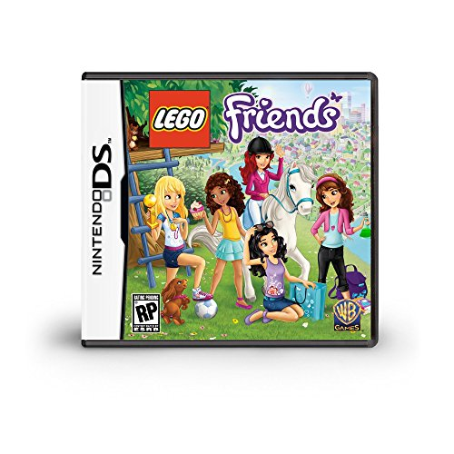 Lego Friends Nintendo Ds Buy Online In Oman Video Game