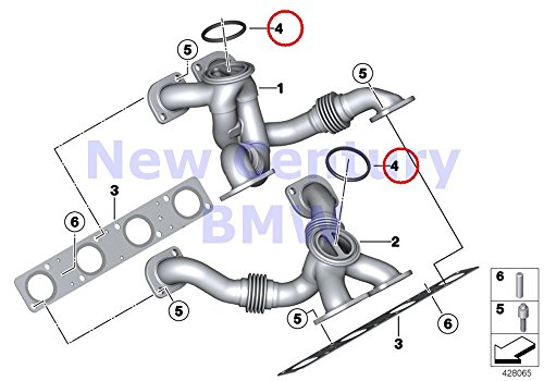 Bmw I3 Exhaust Manifold Exhaust Manifold For Bmw I3