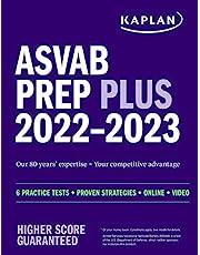 ASVAB Prep Plus 2022–2023: 6 Practice Tests + Proven Strategies + Online + Video