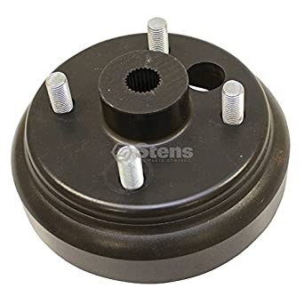 Stens 851 221 Brake Drum Replaces E Z GO 19186 G1