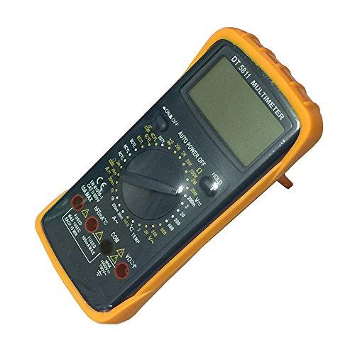 OLSUS DT-5811 LCD Handheld Digital Multimeter for Home and Car - Gray by OLSUS (Image #4)