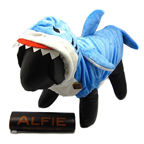Alfie Pet - Bruce Shark Costume - Size: XXL -