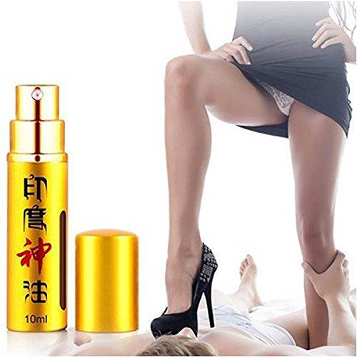 Qweryboo 2 Pack de 10 ML Délai d'Huile en Spray Pour Hommes Prématuré Mâle Pénis Aide à Durer Plus longtemps Produit de Sexe Chinois populaire, l'INDE, le DIEU de l'HUILE