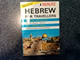 Hebrew for Travelers, Berlitz Editors, 0029640504