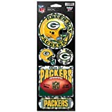 NFL Prismatic Stickers ( Color:Green Bay Packers Green Bay Packers) by WinCraft