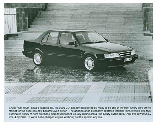 1990-saab-9000cd-automobile-photo-poster